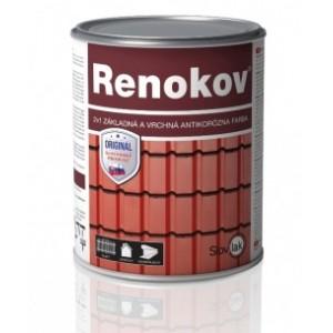 Antikorózna farba RENOKOV