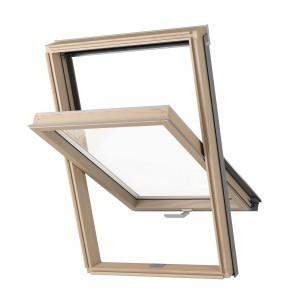Strešné okno drevené Solid...