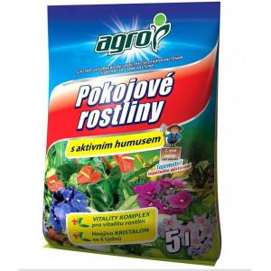 Substrát na izbové rastliny...