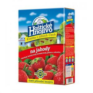 Hoštické hnojivo na jahody...