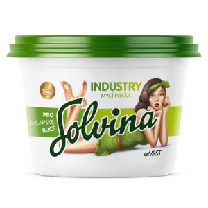 Solvina Industry umývacia...