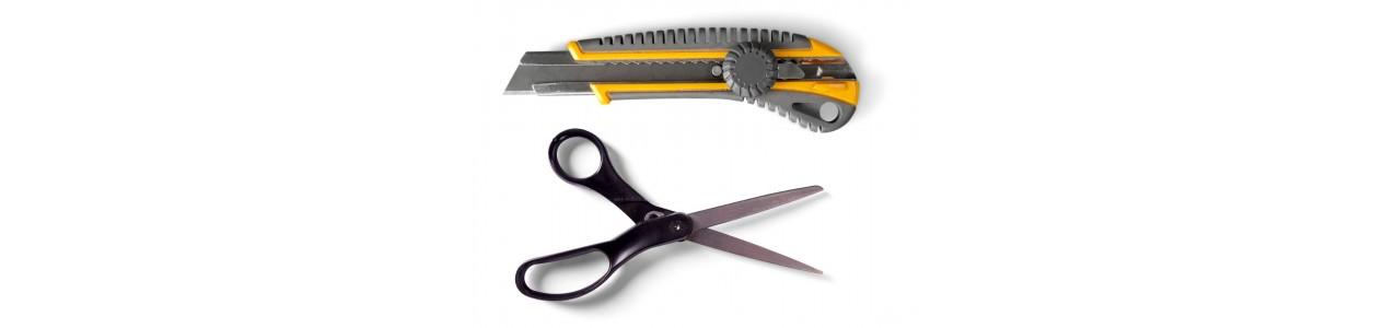Nože a Nožnice